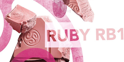 Callebaut | Ruby RB1 roze chocolade